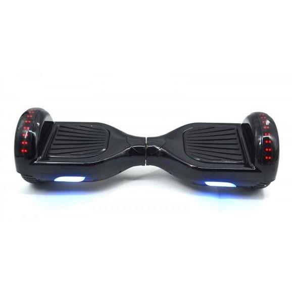 ховърборд Smart Classic Черен цвят LEDs
